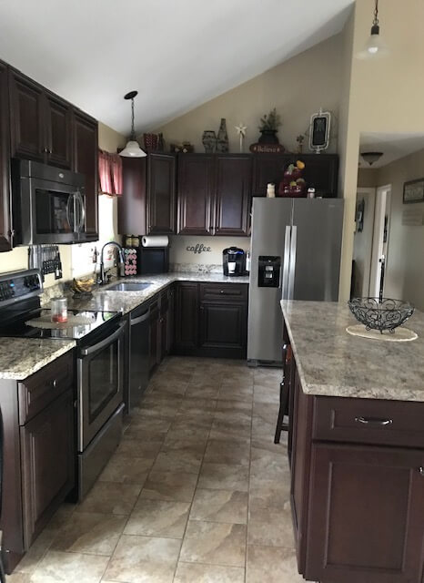 Updating Kitchen Cabinets – Part 2 | Tales of a Crafty Gal