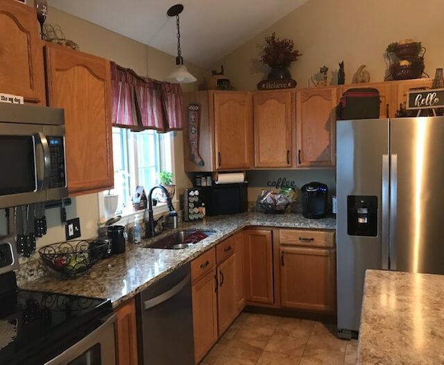 Updating Kitchen Cabinets – Part 1 | Tales of a Crafty Gal